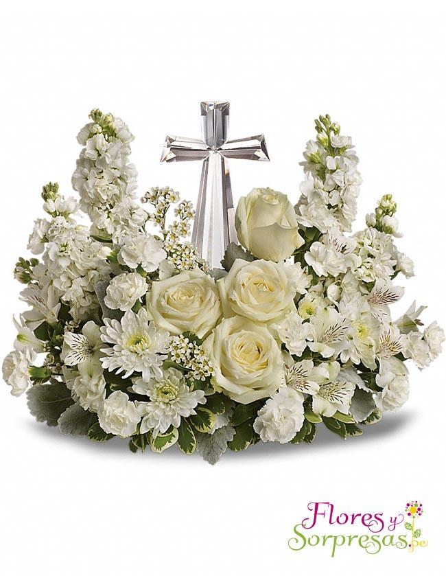 Producto Premiado Flores Para Urna 04 Florerias En