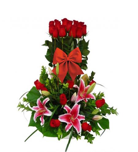 Producto Premiado Rosas Azules En Serenata
